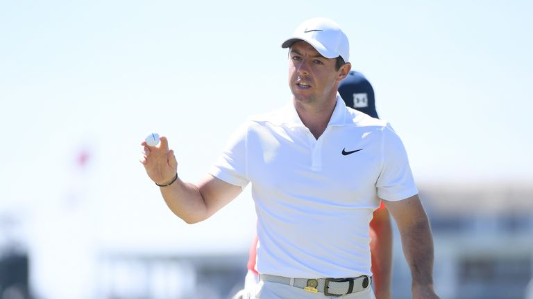 Rory McIlroy missed the cut at the US Open in 2016 and 2017