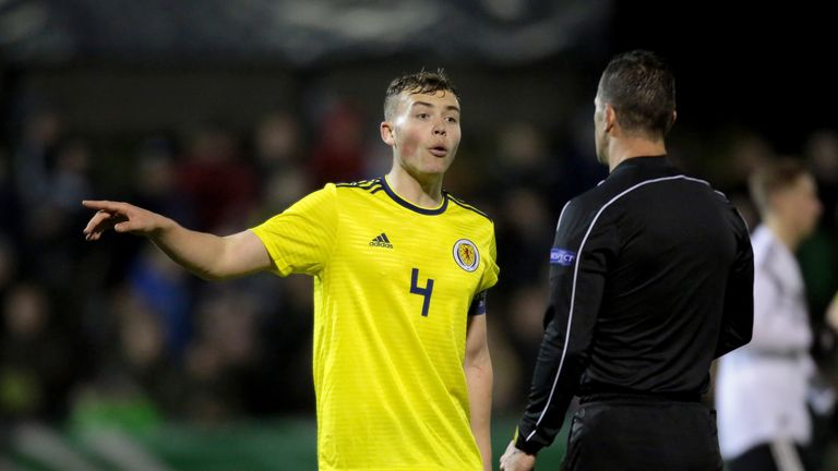 John Porteous believes Scotland U21s will only get better