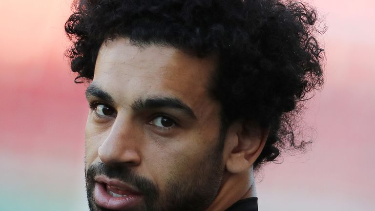 Salah Was In A Race To Be Fit For The World Cup