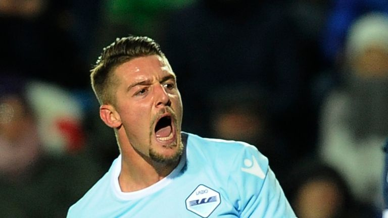 Sergej Milinkovic Savic is reportedly attracting interest from around Europe