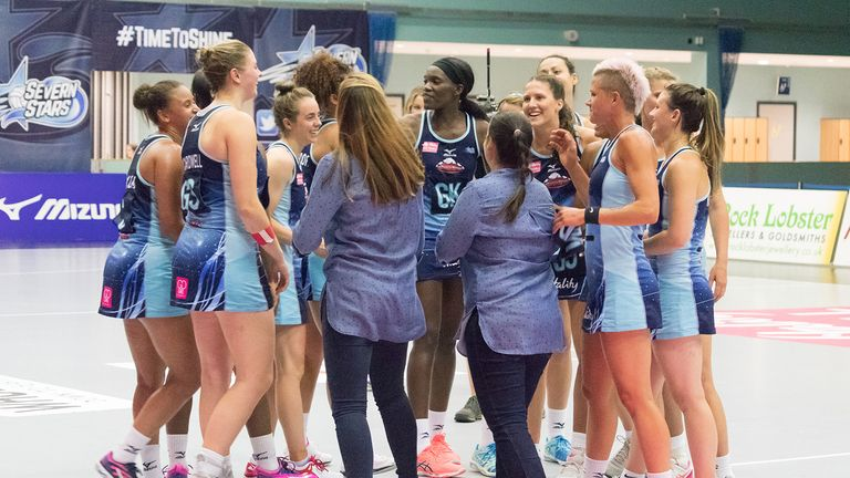 Severn Stars will hope to end the season strongly
