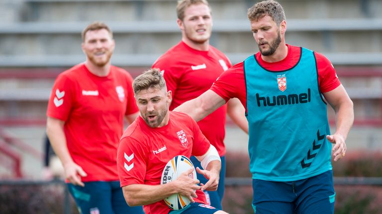 Tommy Makinson has impressed with St Helens this season