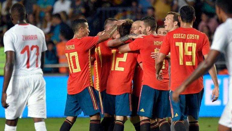 Spain are fancied again under Julen Lopetegui