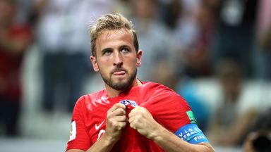 fifa live scores -                               Captain Kane up for the fight