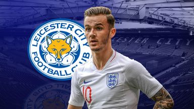 fifa live scores -                               The making of Maddison