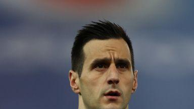 Nikola Kalinic has left Croatia's World Cup squad