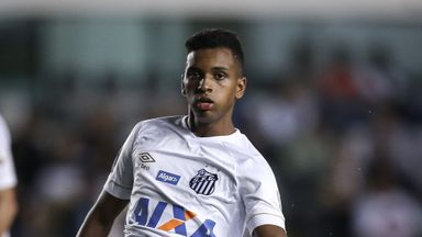 Rodrygo Goes will join Real Madrid but not for over a year