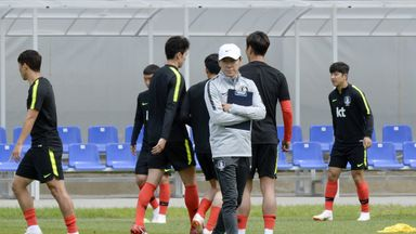 fifa live scores - South Korea wore different numbers in friendlies to confuse opposition scouts, says Shin Tae-yong