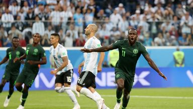 fifa live scores - Victor Moses retires from international football to focus on Chelsea career