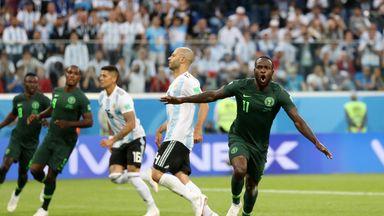 fifa live scores -                               Moses announces international retirement