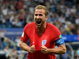 Harry Kane has scored 10 goals in 10 England games since Gareth Southgate took charge