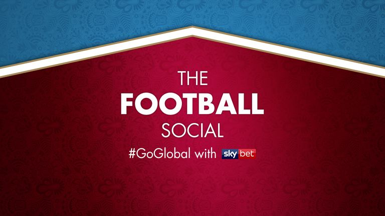 Football Social Sky Sports Soccer AM World Cup