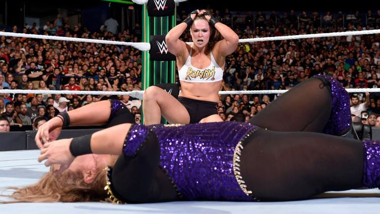 There were major shocks at WWE Money In The Bank