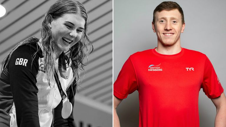 Freya Anderson and Max Litchfield in good shape again to star in Glasgow