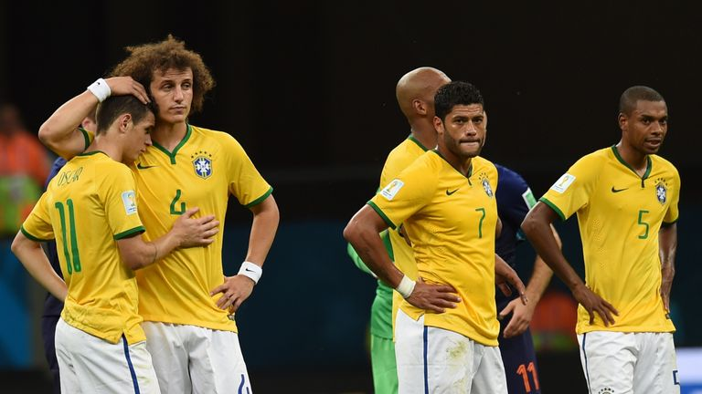Who says losing a third-place play-off doesn't matter? Brazil ended 2014 in miserable fashion