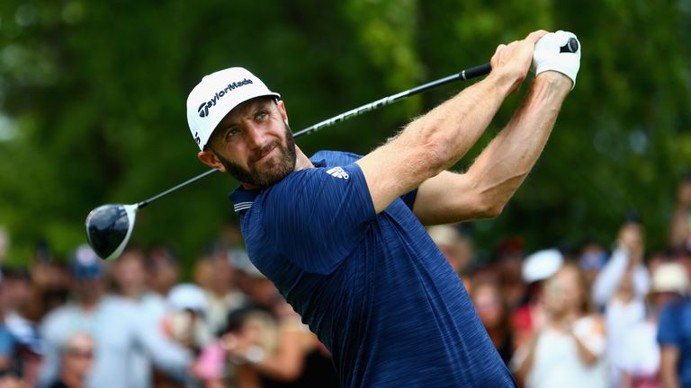 Dustin Johnson now has 19 career victories to his name