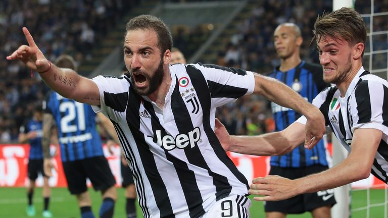 Chelsea contact juventus over gonzalo higuain transfer football gonzalo higuain scored 23 goals in 50 appearances last season stopboris Gallery