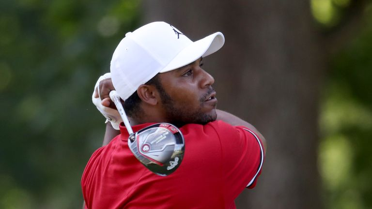 Harold Varner III shares the 54-hole lead with Kraft