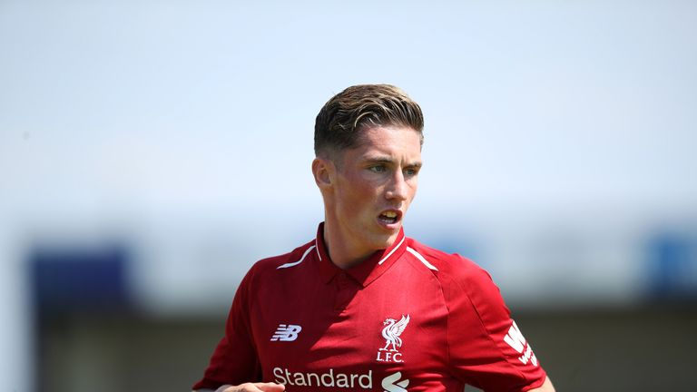 Harry Wilson has signed a new long-term deal with Liverpool