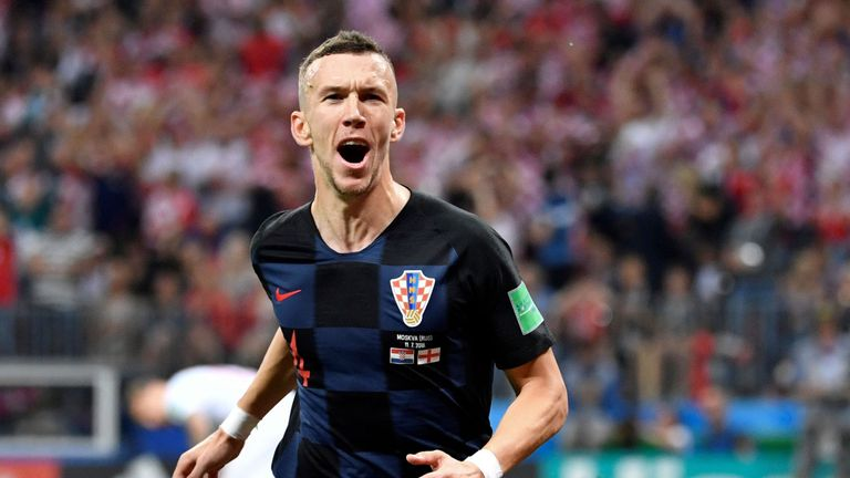 Ivan Perisic has opened the door to joining Bayern Munich