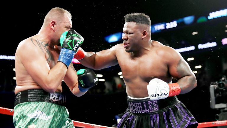 Jarrell Miller will not travel to Bulgaria for a fight with Pulev