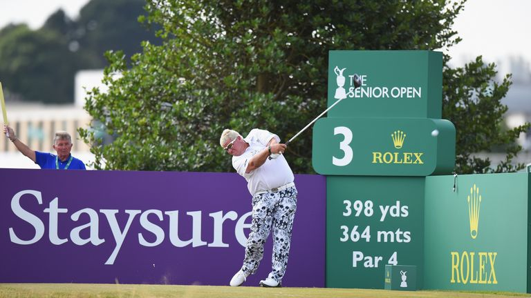 1991 champion John Daly is back for another go at the PGA title