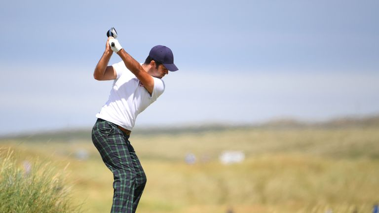 Campillo registered his seventh top-10 finish of the season on the European Tour