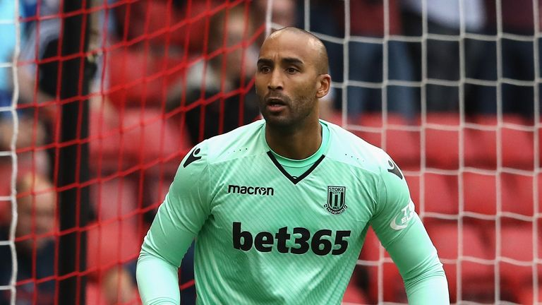Lee Grant has joined Manchester United