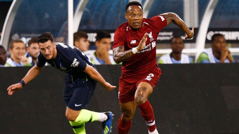 Clyne leaves Liverpool tour, Keita to miss training
