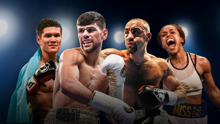 The JD NXTGEN show in Cardiff, is live on Sky Sports
