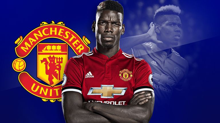 Pogba assures Man Utd he wants to stay