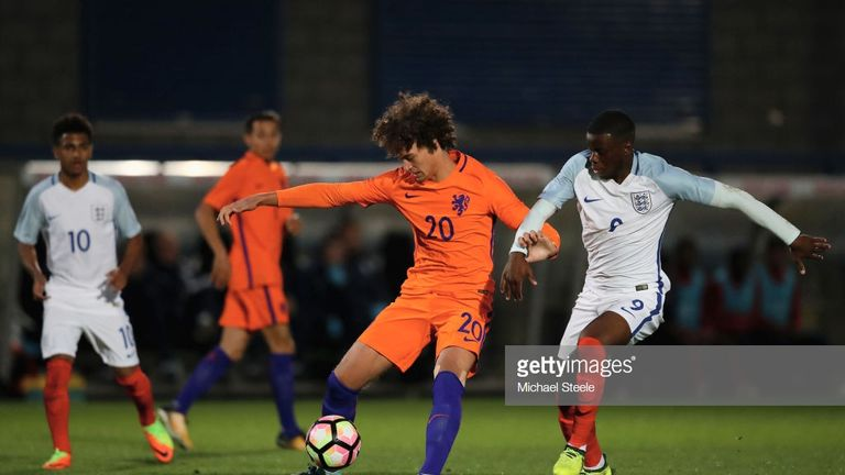 Philippe Sandler, 21, impressed for PEC Zwolle last season