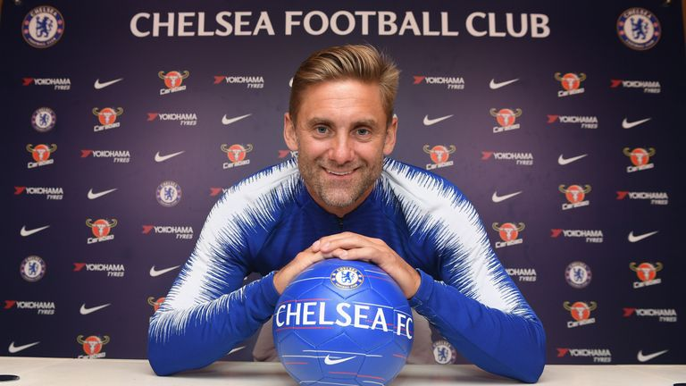 Rob Green has signed for Chelsea