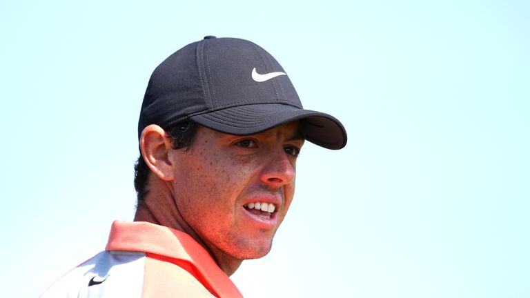 Irish Open: Rory McIlroy in no 'panic' to add to four majors