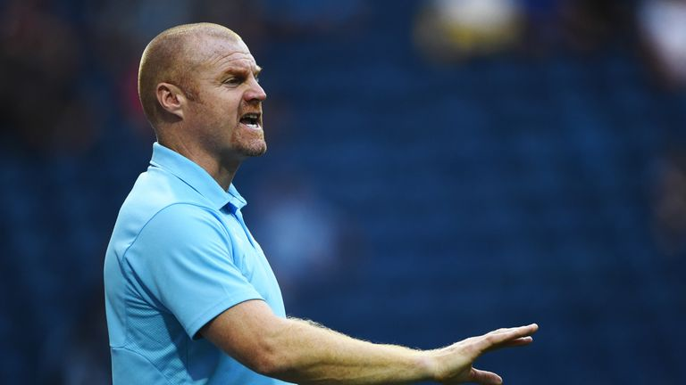 No moans from Woan about Burnley's Europa League involvement