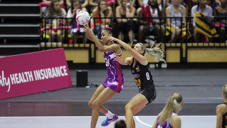 Wasps and Loughborough met in the Superleague final for the second year in succession