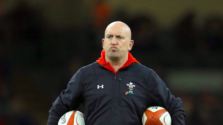Shaun Edwards says he wants his players to take risks on the field