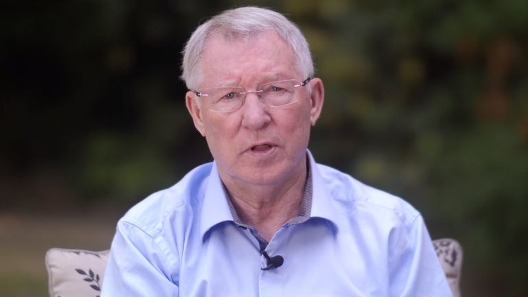 Sir Alex Ferguson has message for all Man Utd supporters