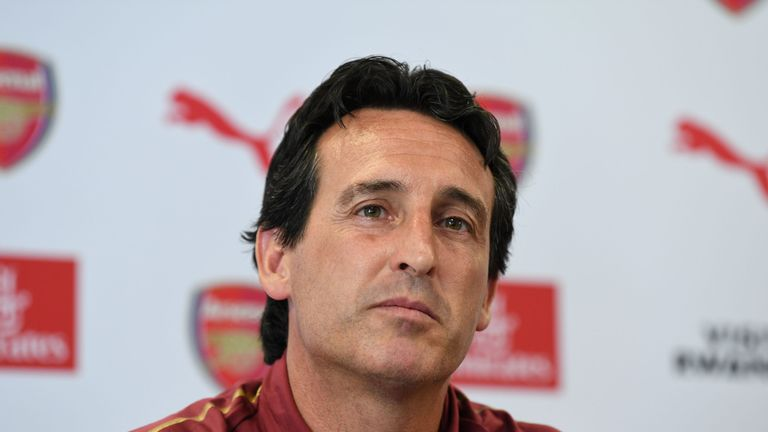 Unai Emery may have already completed all of his summer business