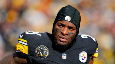 Le'Veon Bell will play for the Steelers under a one-year deal worth $14.55m