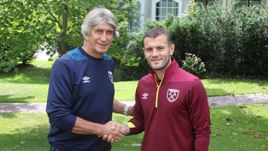 fifa live scores - Ray Parlour backs Jack Wilshere's decision to join West Ham