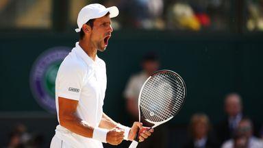 Novak Djokovic has won 13 Grand Slam titles