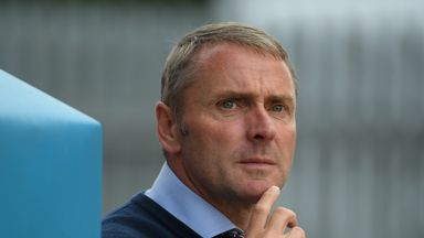 Paul Simpson's England U19 side were held to a 1-1 draw by Ukraine