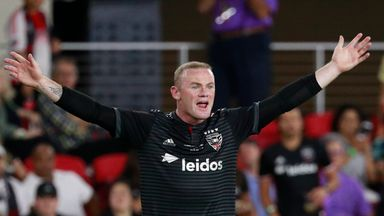 fifa live scores -                               'Rooney's leadership key to DC revival'