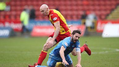 Conor Sammon spent last season on loan at Partick Thistle