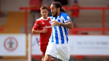 Sean Scannell is close to joining Bradford City