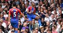 Zaha strikes in Crystal Palace win