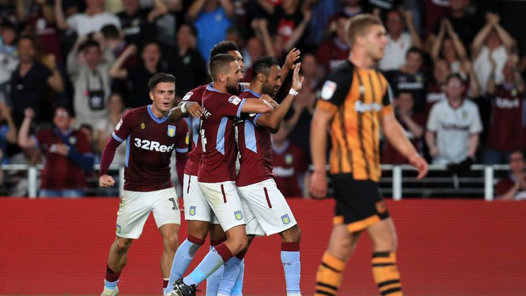 Villa kicked off their Championship campaign with a 3-1 win at Hull