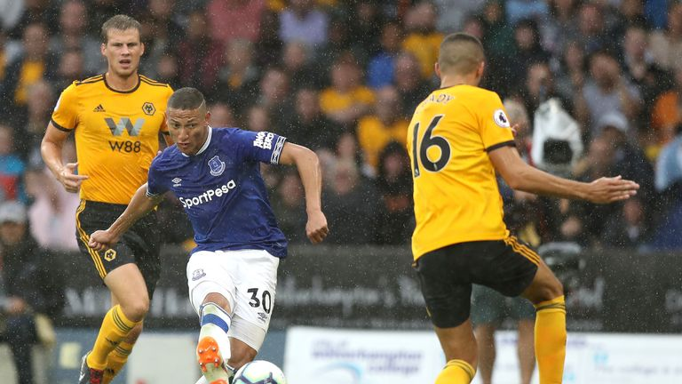 RIcharlison strokes home his second at Molineux