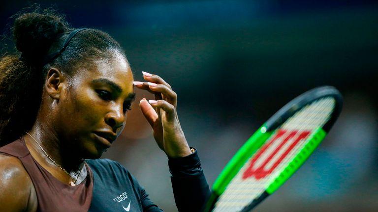 US Open: Serena and Venus Williams take step towards third-round clash
